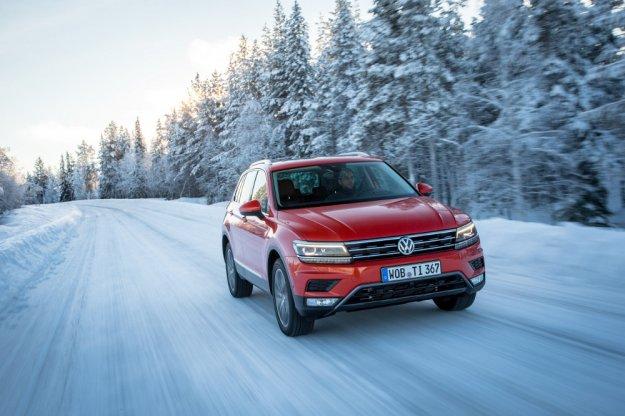 Nowy Volkswagen Tiguan wchodzi do sprzedaży