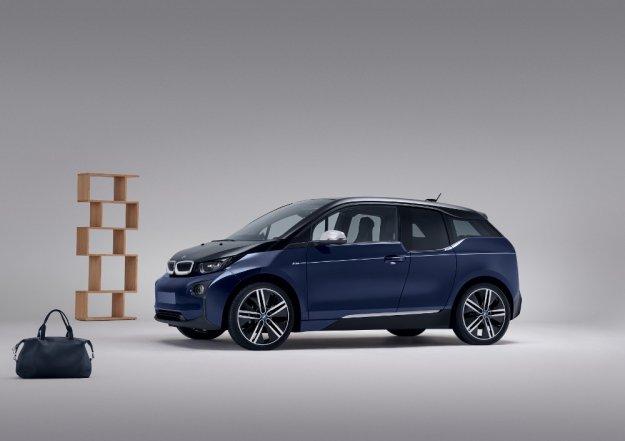 Limitowana wersja BMW i3 we współpracy z MR PORTER