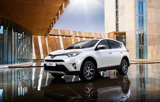 Polska premiera nowej Toyota RAV4 już 20-21 lutego