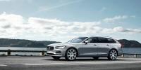 www.moj-samochod.pl - Artykuďż˝ - Volvo zaprezentowało swoje nowe kombi V90 w internecie