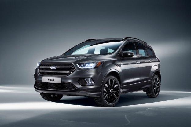 Ford Kuga, samochód w nowej odsłonie nie do rozpoznania