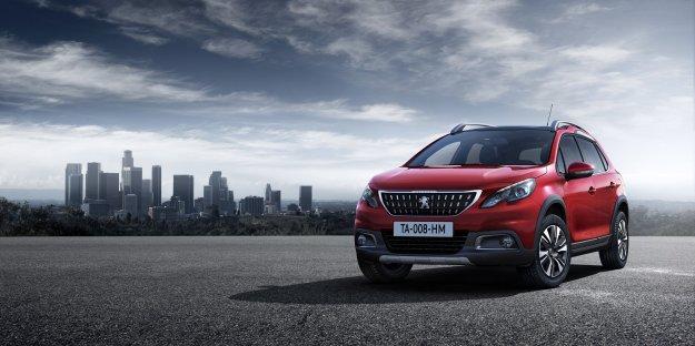 Peugeot odświeża swojego kompaktowego SUVa