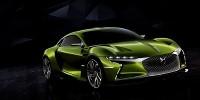 www.moj-samochod.pl - Artykuł - DS e-Tense elektryczny francuski samochód przyszłości
