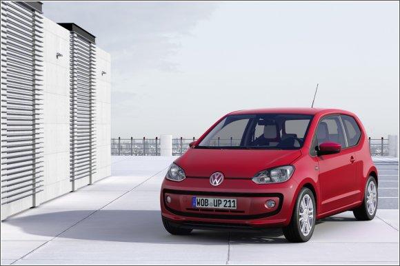 Volkswagen up!, a może jednak down!