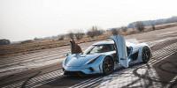 www.moj-samochod.pl - Artykuł - Koenigsegg Regera więcej niż hybrydowy samochód typu plug-in