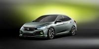 www.moj-samochod.pl - Artykuł - Koncepcyjna Honda Civic 10 generacji przedstawiona w Genewie