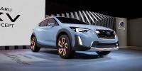 www.moj-samochod.pl - Artykuł - Koncept Subaru XV, kolejna odsłona japońskiego crossovera