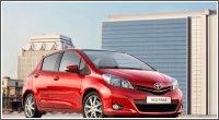 www.moj-samochod.pl - Artykuł - Nowa Toyota Yaris - mniej kosmiczna