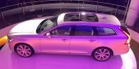 www.moj-samochod.pl - Artykuďż˝ - Prosto z Genewy do Polski, Volvo S90 i Volvo V90