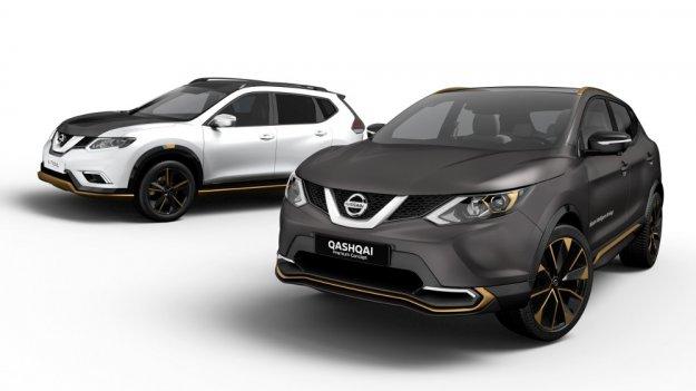 Nissan Qashqai i Nissan X-Trail walczą o segment premium