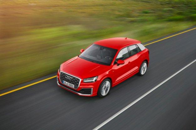 Nowy model niemieckiego producenta, nadchodzi Audi Q2
