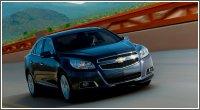 www.moj-samochod.pl - Artykuł - Chevrolet Malibu nowa limuzyna