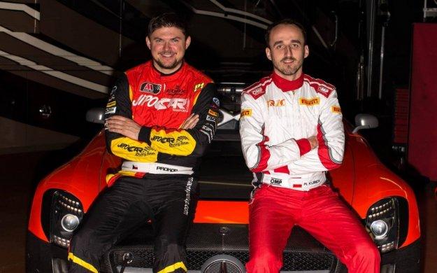 Robert Kubica powraca na tor wyścigowy