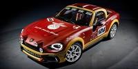 www.moj-samochod.pl - Artykuďż˝ - Abarth 124 Rally - Fiat 124 Spider pod opieką Abartha