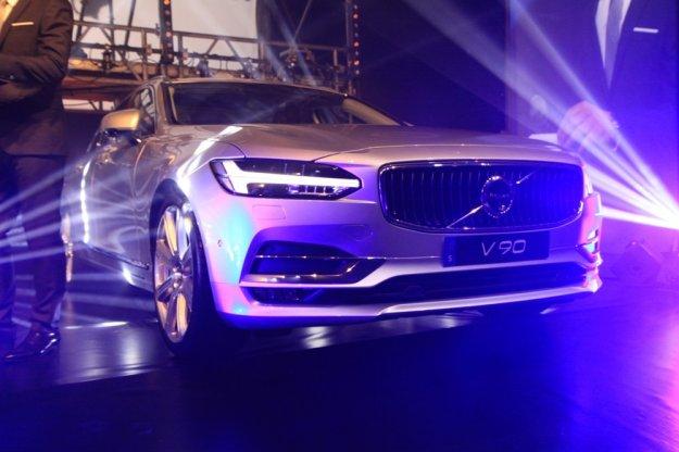 Volvo S90 i Volvo V90 po polskiej premierze