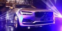 www.moj-samochod.pl - Artykuďż˝ - Volvo S90 i Volvo V90 po polskiej premierze