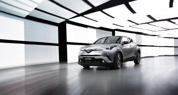 Toyota C-HR pojawi się jeszcze w tym roku na rynku