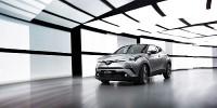 www.moj-samochod.pl - Artykuďż˝ - Toyota C-HR pojawi się jeszcze w tym roku na rynku