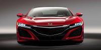 www.moj-samochod.pl - Artykuďż˝ - Rusza seryjna produkcja sportowego modelu Honda NSX
