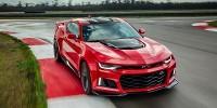 www.moj-samochod.pl - Artykuďż˝ - Nowe Chevrolet Camaro ZL1 szuka godnego konkurenta
