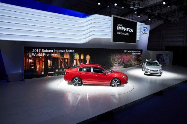 Nowa Subaru Impreza made in the USA