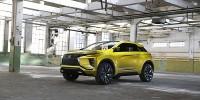 www.moj-samochod.pl - Artykuďż˝ - Mitsubishi pokaże swój eX Concept z Genewy w Poznaniu