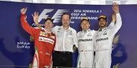 www.moj-samochod.pl - Artykuďż˝ - F1 Bahrajn, Rosberg odjeżdża Hamiltonowi