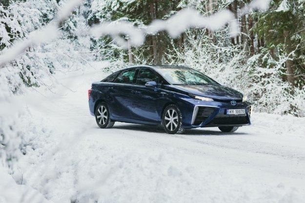 Toyota Mirai na kolejnych europejskich rynkach