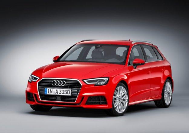Audi A3 zmodernizowany, niemiecki bestseller jeszcze lepszy