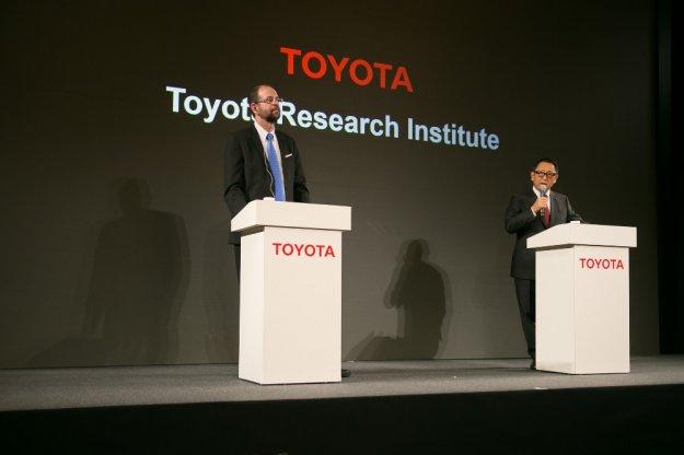 Toyota idzie także w kierunku technologii autonomicznej
