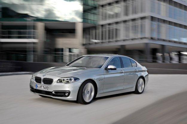 BMW serii  5, najbardziej popularnym biznesowym samochodem