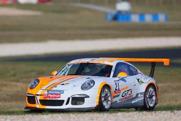 Rusza piąty sezon serii wyścigowej Porsche Platinum GT3 Cup