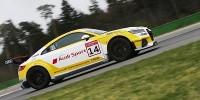 www.moj-samochod.pl - Artykuďż˝ - Ostatnia prosta przed rozpoczęciem się nowego sezonu Audi TT Cup