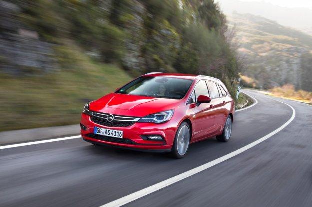 Nowy Opel Astra Sports Tourer trafia do polskich salonów