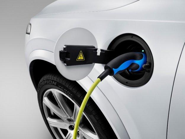 Ambitne elektryczne plany Volvo do 2025 roku