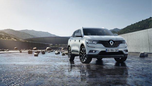 Renault Koleos pokazuje się w nowej szacie