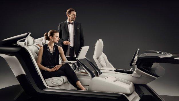 Wnętrze Volvo S90 Excellence, więcej niż tylko premium