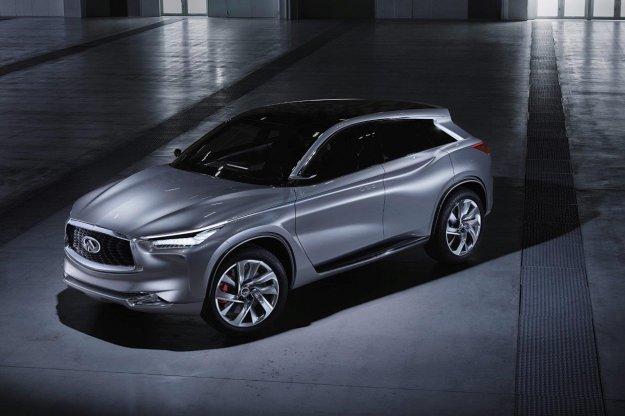Infiniti prezentuje koncept nowej generacji średnich SUVów