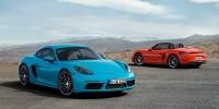 www.moj-samochod.pl - Artykuďż˝ - Nowy Porsche 718 wzbogaca się o odmianę Cayman
