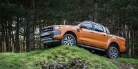 www.moj-samochod.pl - Artykuďż˝ - Odświeżony Ford Ranger trafia do salonów