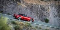 www.moj-samochod.pl - Artykuďż˝ - Sportowy Coupe Lexus LC na trasie po Europie