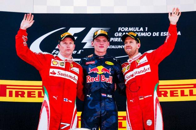 Duża niespodzianka podczas wyścigu F1 w Hiszpanii