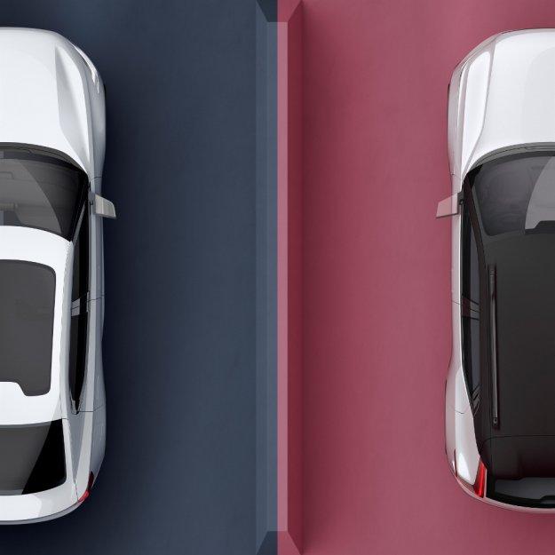 Volvo przedstawia pierwsze szkice nowych modeli rodziny 40