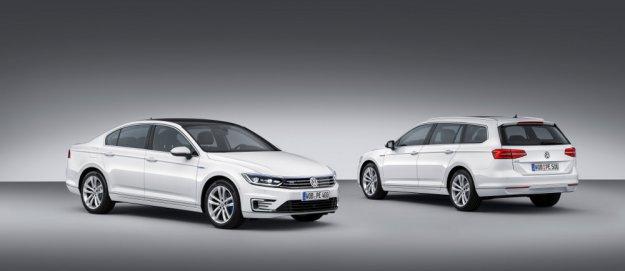 Hybrydowy Volkswagen Passat z elektrycznym wsparciem od 173 490