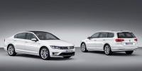 www.moj-samochod.pl - Artykuł - Hybrydowy Volkswagen Passat z elektrycznym wsparciem od 173 490