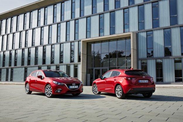 Odświeżona jednostka wysokoprężna trafia do Mazda 3