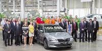 www.moj-samochod.pl - Artykuďż˝ - Rynkowy sukces trzeciej generacji Skody Superb