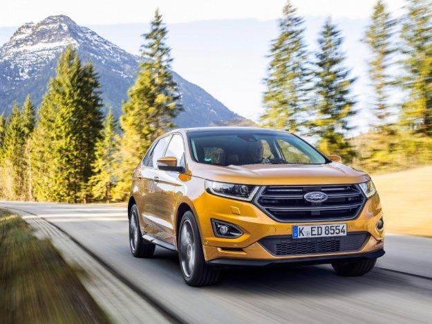 Ford udostępnił cennik dla modelu Ford Edge