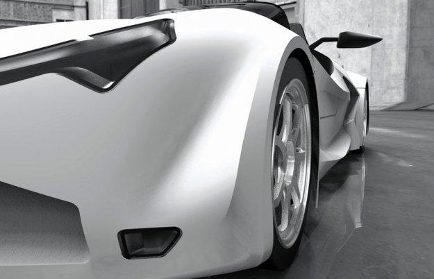 Polak potrafi Hydrocar Premier samochód zawstydzający dużych