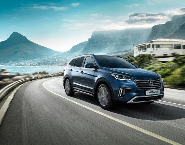 Jeszcze większy Hyundai, nadchodzi Grand Santa Fe